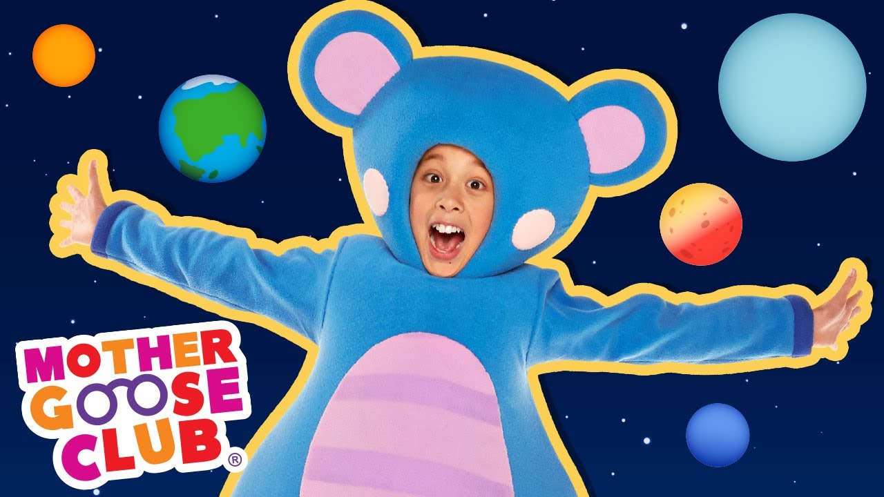 Eight Planets + More | Mother Goose Club and Friends #NurseryRhymes