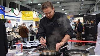 Isere Gastronomie OFF - Démo Mathew Hegarty