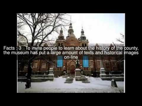 Stockholm County Museum Top  #5 Facts