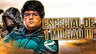 ESPECIAL DE 1 MILHÃO | O REI DA SNIPER!!!