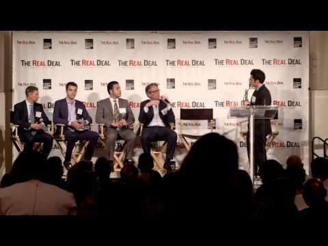 Crowdfunding panel | TRD Forum