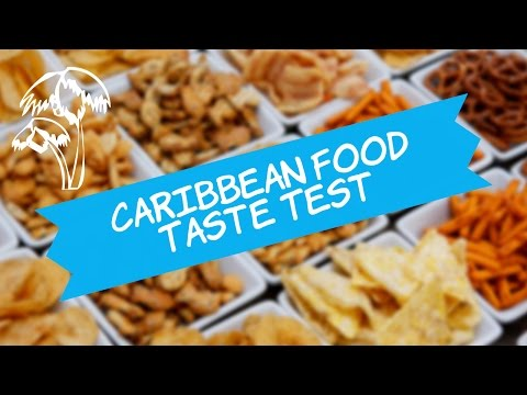 Daily Eloquence CHALLENGE: Caribbean Snack Taste Test!