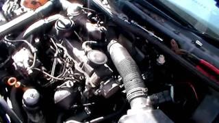 change vw golf mk4 1 9 gt tdi engine part 3
