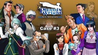 Phoenix Wright Ace Attorney Walkthrough Case 3 Turnabout Samurai