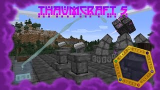 Thaumcraft 5 Ep16, La primera Infusión!