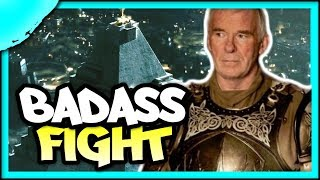 the Show left out this Barristan Selmy Fight Scene   Game of Thrones