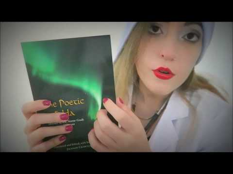 🏥Docteur Roleplay ASMR🏥Check Up d'un ELFE▐ ERGON ACADEMY▐ (FANTASY ROLEPLAY)