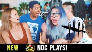 NOC Plays Dead by Daylight!