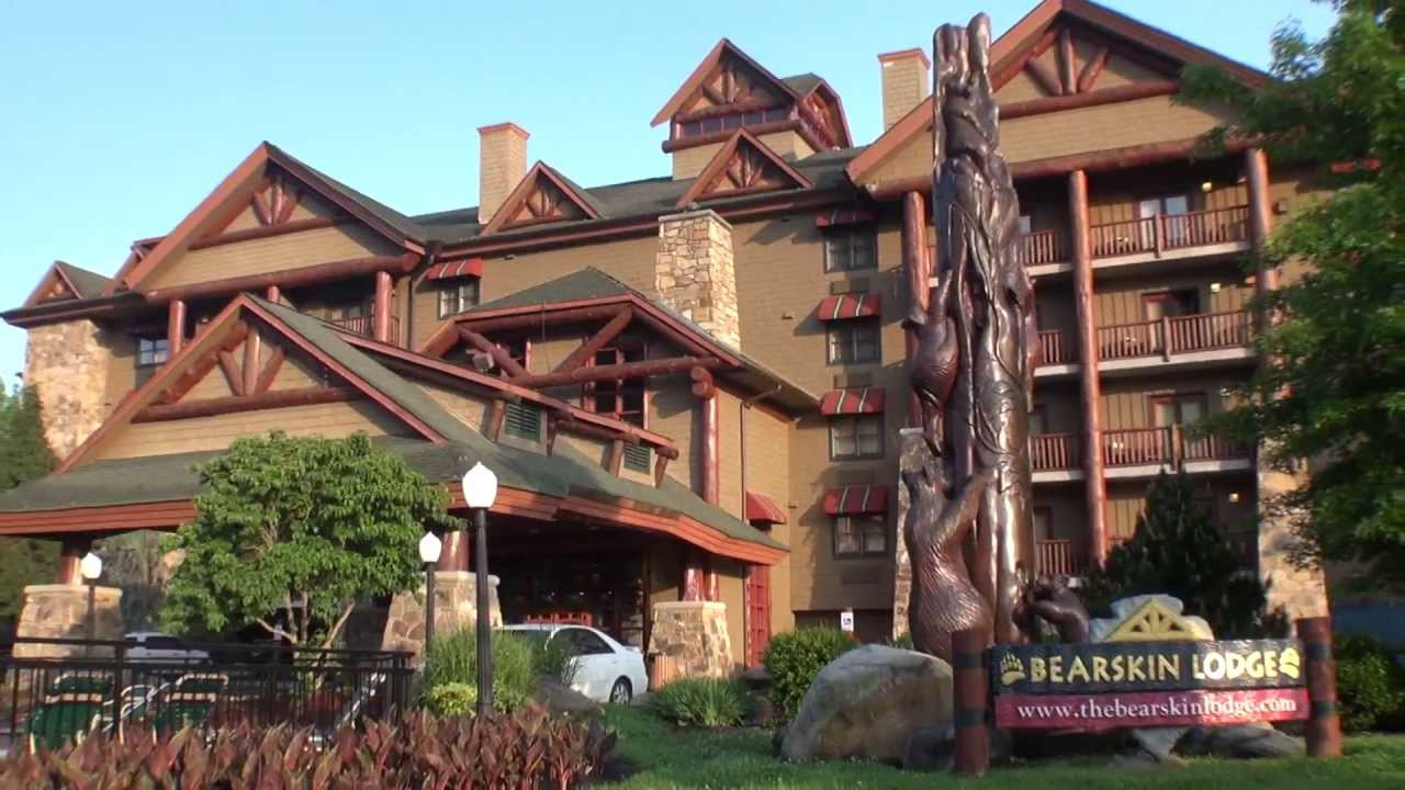 Bearskin Lodge On The River Hotel In Gatlinburg Tn