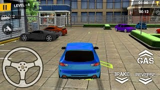 Car Parking Driver 3d (by Racing Games) Android Gameplay [hd]