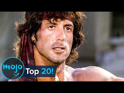 Top 20 Bad Asses of All Time!!