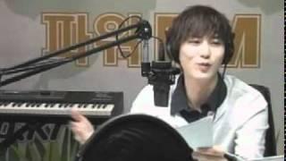 [radio] 101122 Kim Heechul's Youngstreet Radio - Dalmatian (jisu + Youngwon) [1/6]