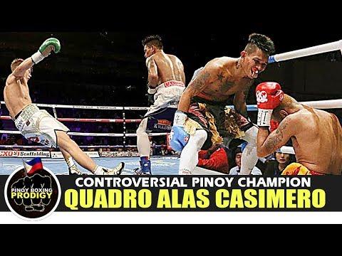 THE CONTROVERSIAL FILIPINO WORLD CHAMP CASIMERO