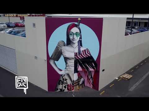 Street Prints Manaia 2019 Final Murals