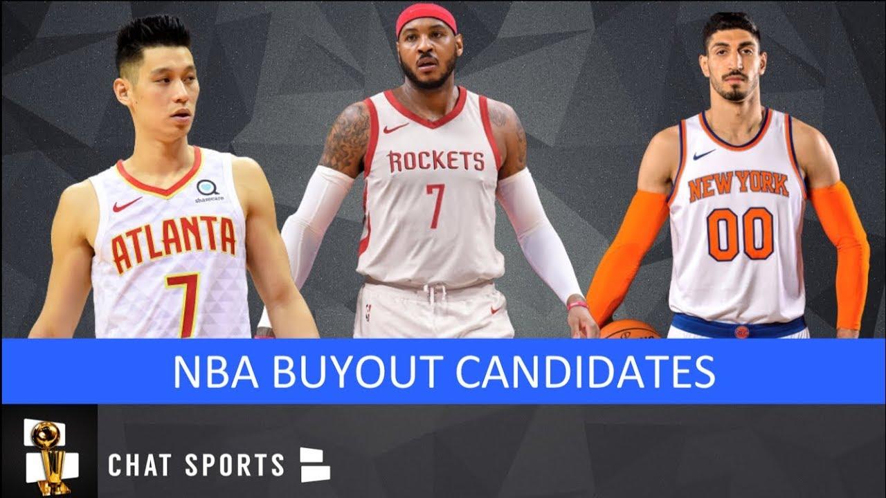 e966dfdf9 NBA Rumors  11 Possible Buyout Candidates