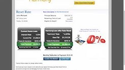 HarmonyLoan 60 Second Rate Reset