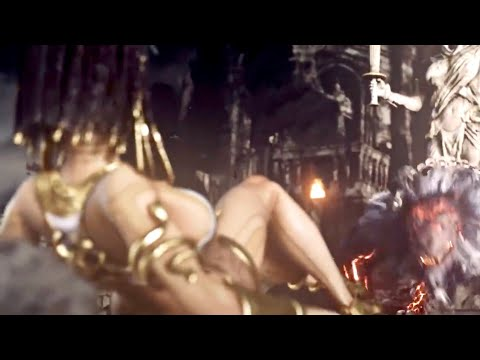 AVATAR BEST HEROES LEGENDS - Cinematic Most Willing To Fight Monsters Mixed Game [HD]