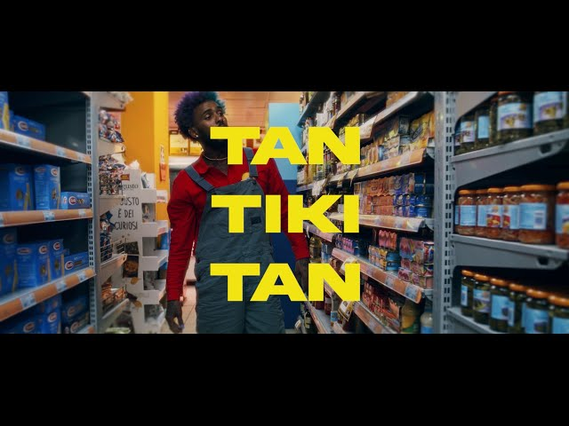 Ardi - Tan Tiki Tan (Smoothies remix) - Official videoclip