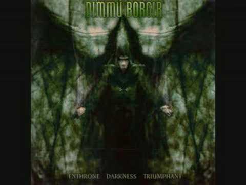 dimmu borgir-enthrone darkness triumphant-MOURNING PALACE