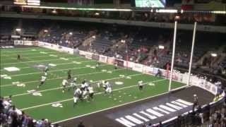 LB #5 Javicz Jones - Texas Revolution IFL Part 1