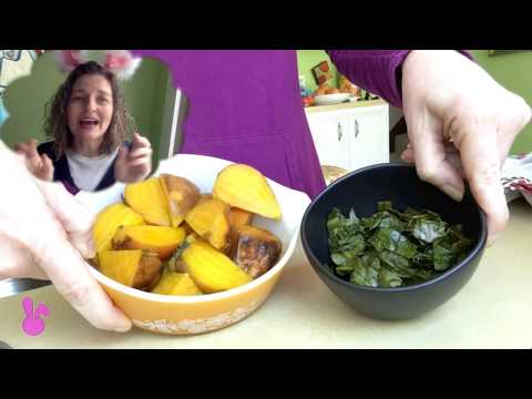 How to Pressure Cook Beets and Greens in the Instant Pot w LIVE Q&A