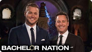 Bachelor Colton Underwood Meets His Bachelorettes | The Bachelor US