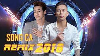 Để Cho Anh Khóc Remix - Người Từng Thương Remix | Liên Khúc Nhạc Trẻ Song Ca Remix Hay Nhất 2018