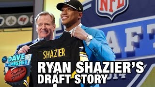 Ryan Shazier's NFL Draft Story | DDFP