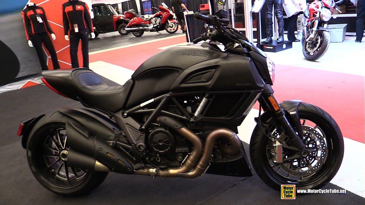 2015 ducati diavel walkaround 2015 salon moto de - Salon de moto montreal ...