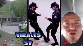 !! Mejores Virales de EL SALVADOR !! (Para PASAR la CUARENTENA) #5 😊 😊