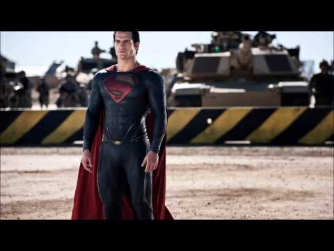 Man of Steel OST - Hans Zimmer - Ideal of Hope [Extended]