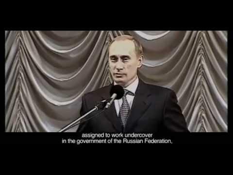 Путин. Выступление в ФСБ о внедрении в банду. 20 декабря 1999 года