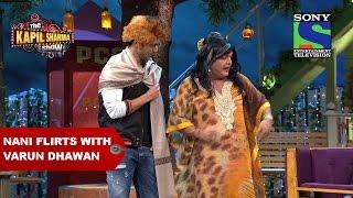 Nani flirts with Varun Dhawan