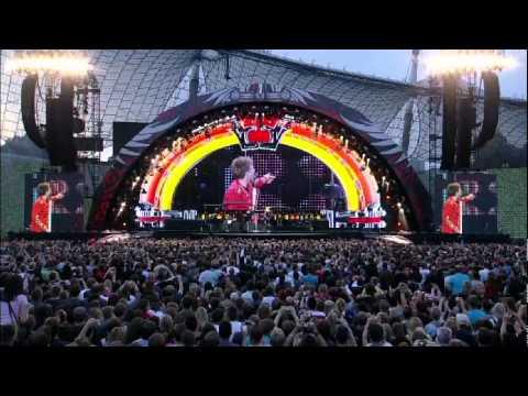 Bon Jovi - Bad Medicine / Rock You Like A Hurricane / Old Time Rock'n'Roll (Munich 2011)