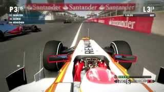 F1 2009 The Game (Mod) - What the F*ck is wrong with Vettel?