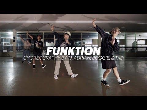 "Kero Uno ""Funktion"" | Choreography by TJ, Adrian, Boogie, & Tad"