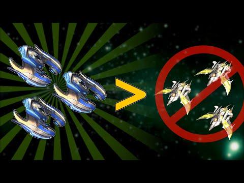 Starfighters Engage! (Vorazun vs Karax) - Starcraft 2[8]