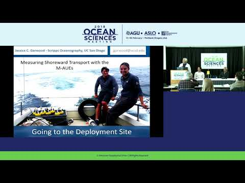 OSM18 Press Workshop: New technologies to study the ocean