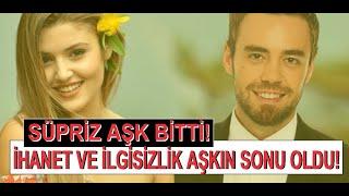 İhanet ve ilgisizlik Hande Erçel Murat Dalkılıç aşkının sonunu getirdi!