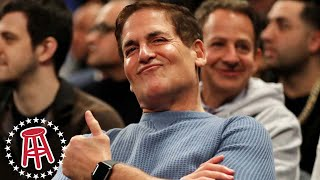 Barstool Shark Tank With Mark Cuban - Big Cat LLC