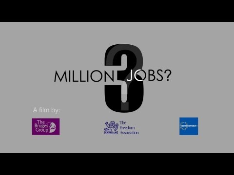 3 Million Jobs? - The Film