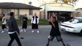 Nigga Run Up!! Gang nigga scared to fight!!