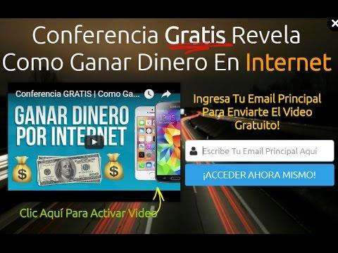 Como ganar dinero con Clickbank| CONFERENCIA GRATIS