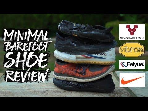 Minimal / Barefoot Training Shoe Review