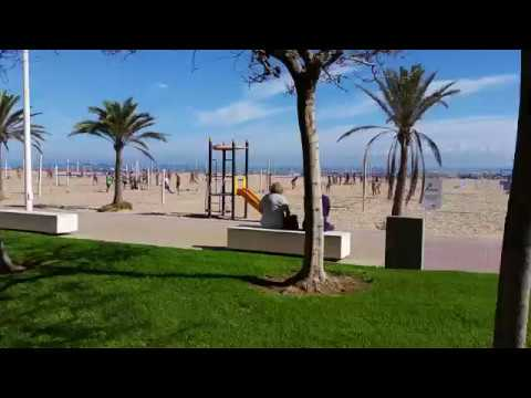 El Grao de Gandia part 1 #travel#holidays