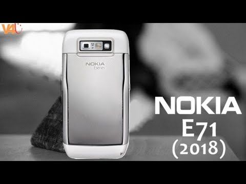 Nokia E71 2018 Price, Camera, First Look, Specifications, Features, Design - Nokia E71 Release Date