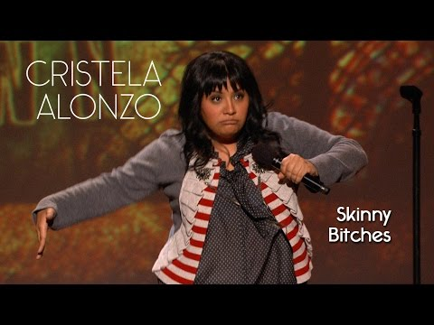 Skinny Chicks Have Messed It Up For The Rest Of Us  Cristela Alonzo