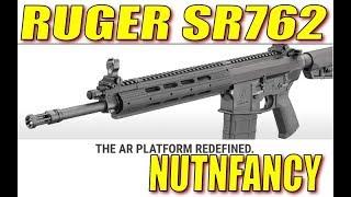 Ruger SR762 Full Review