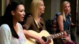 Glee Gwyneth paltrow - Landslide