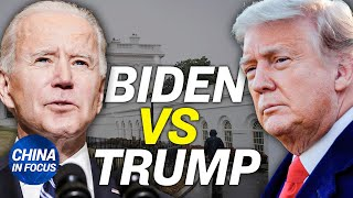 Trump speaks against Biden's China policy; CCP intervenes in Taiwan-Germany vaccine deal